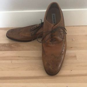 Johnston & Murphy Tyndall Wingtip sz 10.5